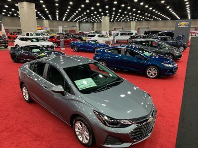 Car show Keith Kaiser 2-22-19