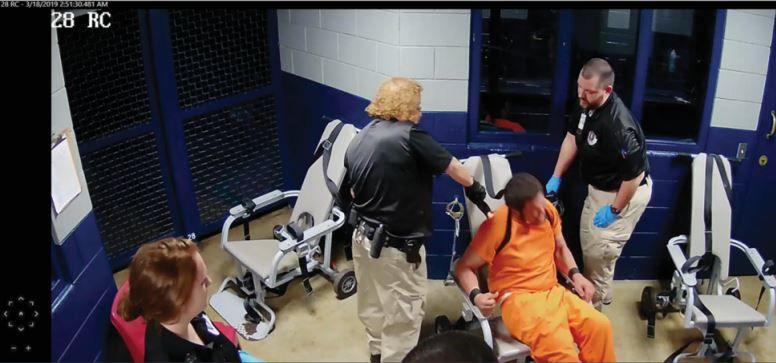 Warren County Jail Incident
