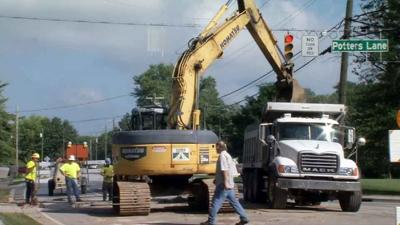 Blackiston Mill Road in Clarksville to remain closed near Potters Lane during construction