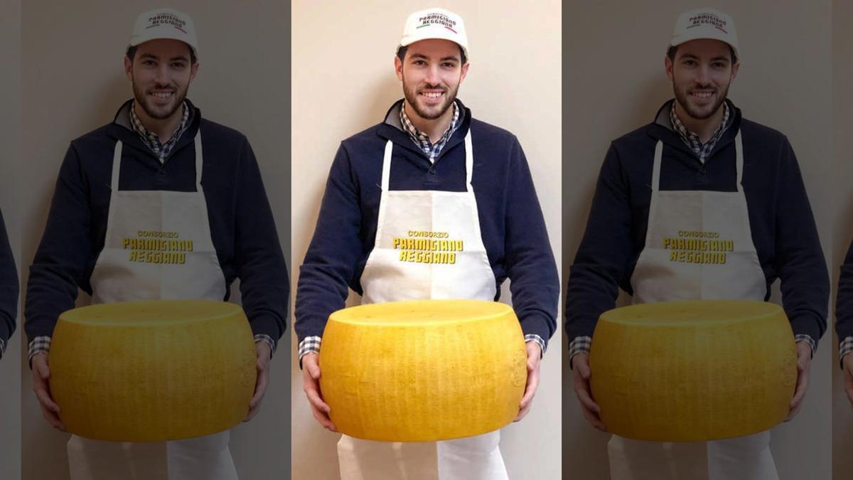 Costco cheese wheel 2