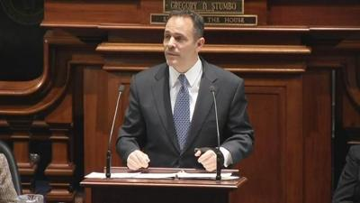 Bevin promises to cut $650M in spending, shore up pension funds