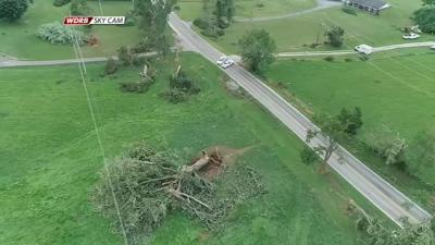 No charge for Jefferson County residents to drop off storm debris this week
