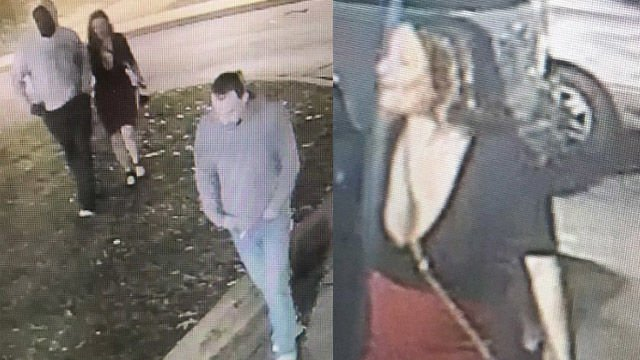 Savannah Spurlock surveillance images