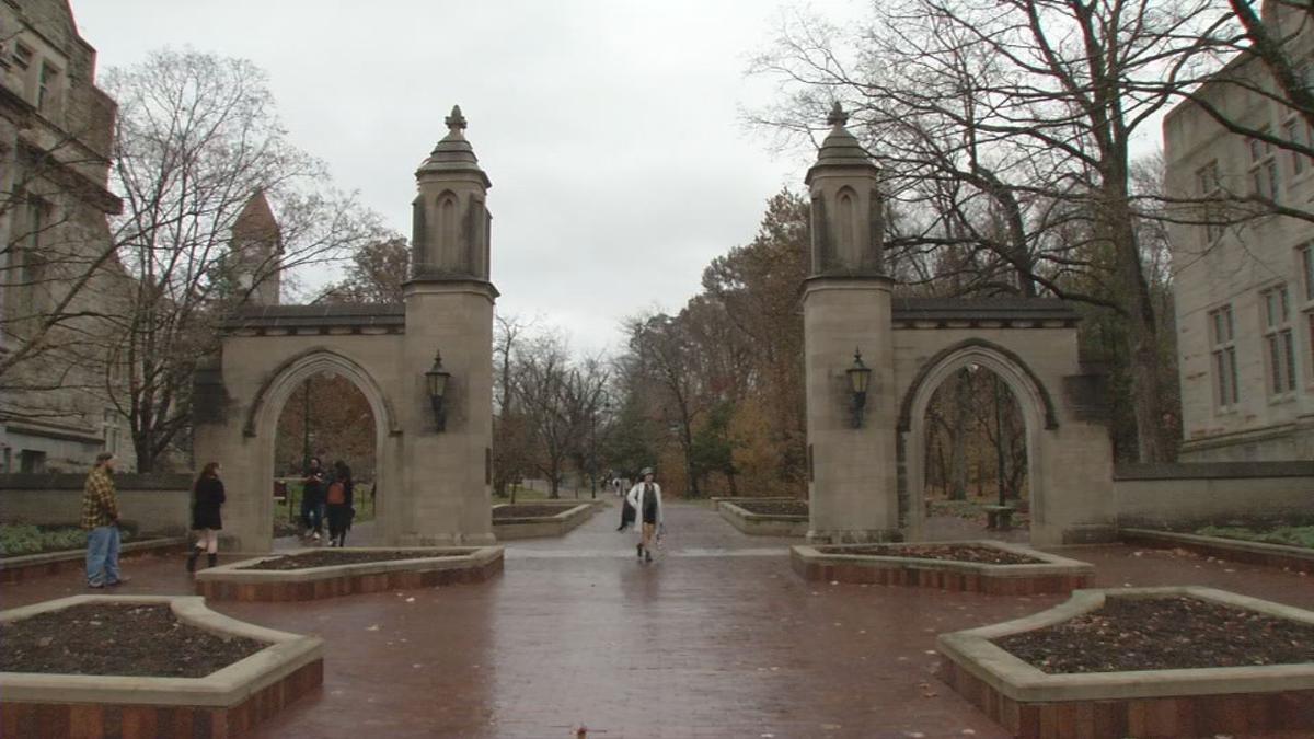 Indiana University campus (generic)