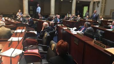 Bill to toughen penalties for gang activities moves to House after passing Senate