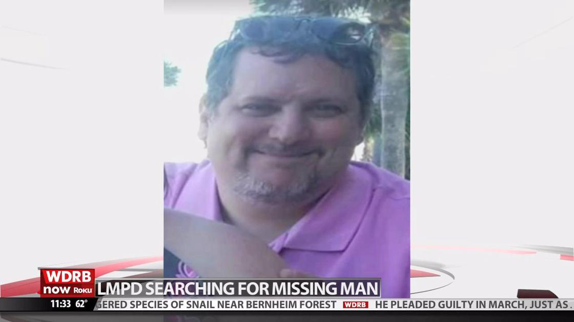 Louisville Metro Police searching for missing man | Wdrb-video