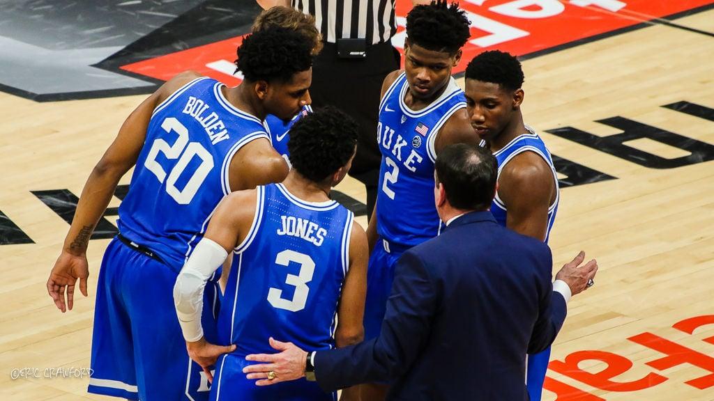Duke basketball team