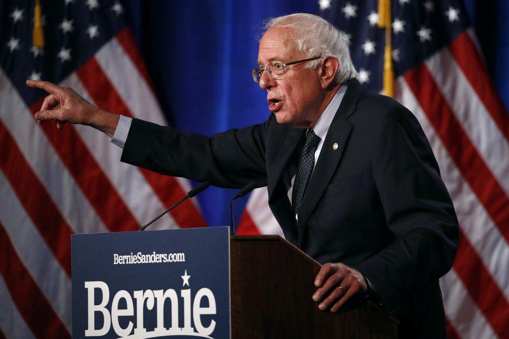 Sanders on 7-17-19