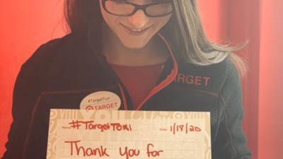Tori Perrotti - Target Tori