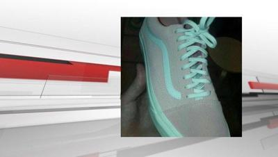 37c8a121b240 Pink  or  teal  sneaker sparks another Internet color debate