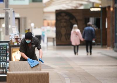 Louisville malls reopen May 20, cleaning efforts increase at Oxmoor Center
