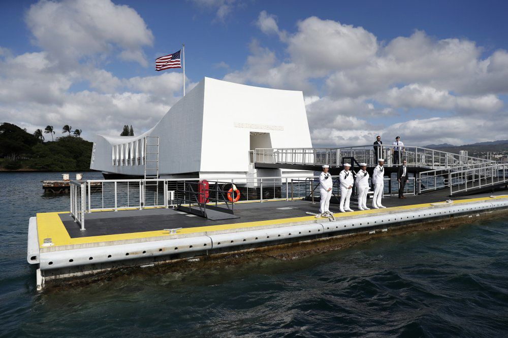 USS ARIZONA MEMORIAL - HAWAII - AP FILE 1.jpeg