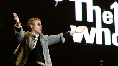 Roger Daltrey NYC concert from Reuters via Fox News