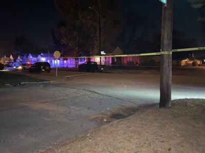 Shooting scene (17-year-old) 11-7-20