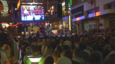 Ohio Valley Wrestling produces 1,000th TV episode at Fourth Street Live!