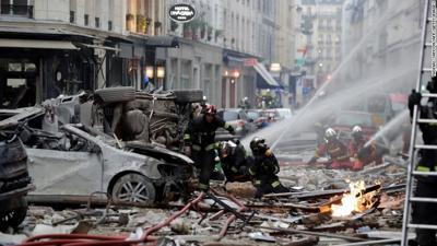 paris explosion 1-12-19