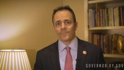 Gov. Bevin says America has a 'cultural problem' in wake of mass shooting at Marshall County High School