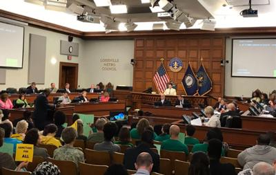 Metro Council approves $849 million budget focused on road repairs and public safety