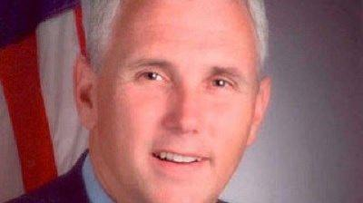 Governor Mike Pence is not running for U.S. President...yet