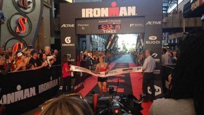 Ironman Louisville 2018 finisher