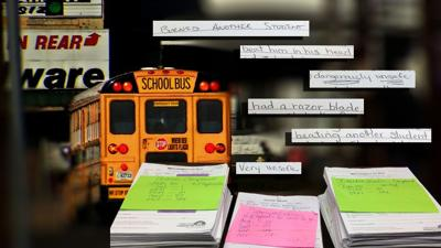 Most JCPS bus discipline referrals come from 50 'challenging' routes