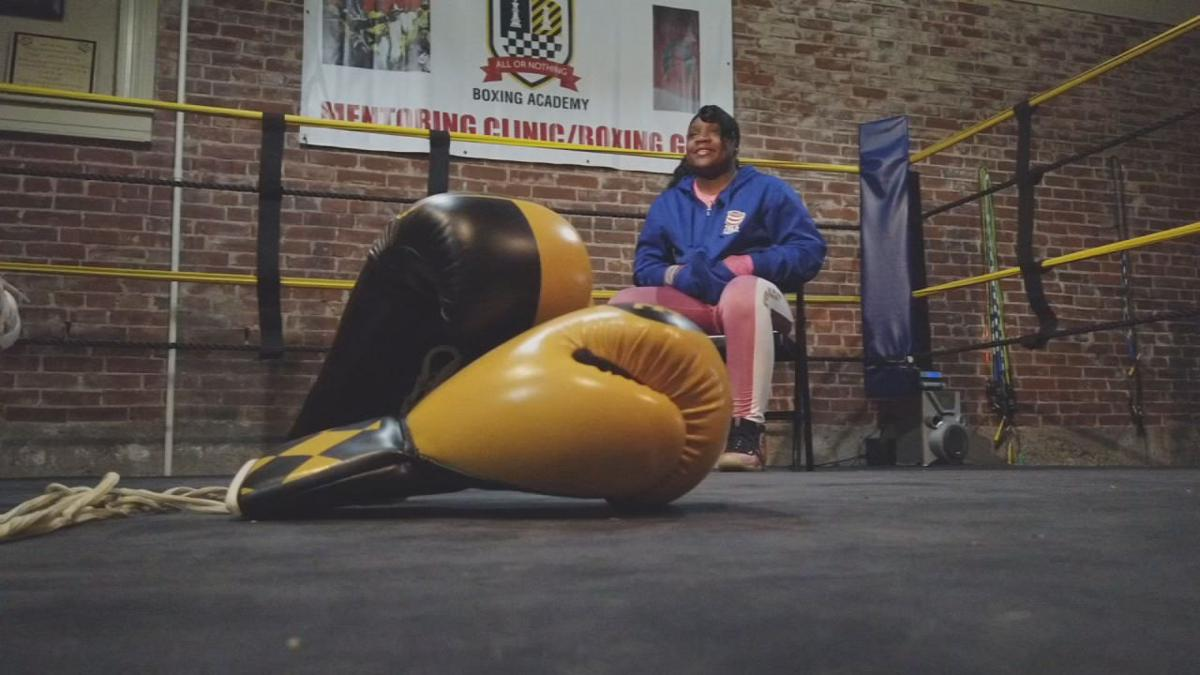 13-year-old Louisville boxer fights past to come out on top
