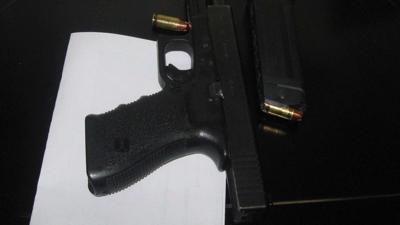 confiscated Ohio gun