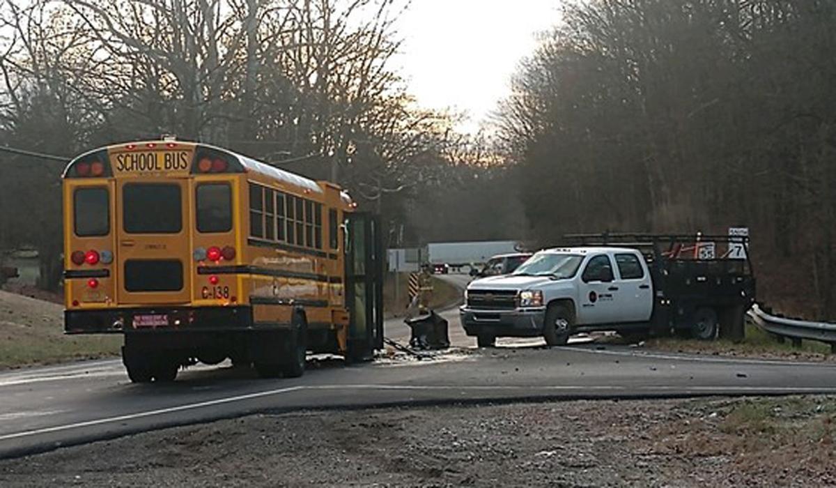 Fatal school bus crash in Jennings County, Ind. on Dec. 4, 2019