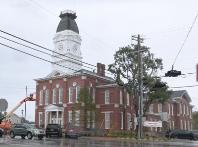 Henry Co. Courthouse