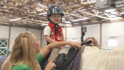 Healing with horses: Green Hill Therapy to host fundraiser to continue mission