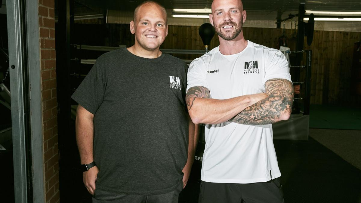 Massive Weight Loss - Darren McClintock and Mike Hind