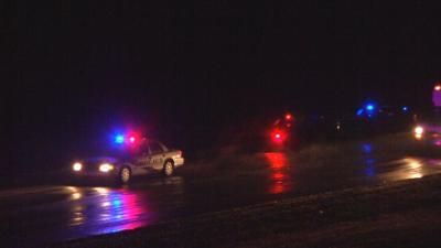265 car fire - body found