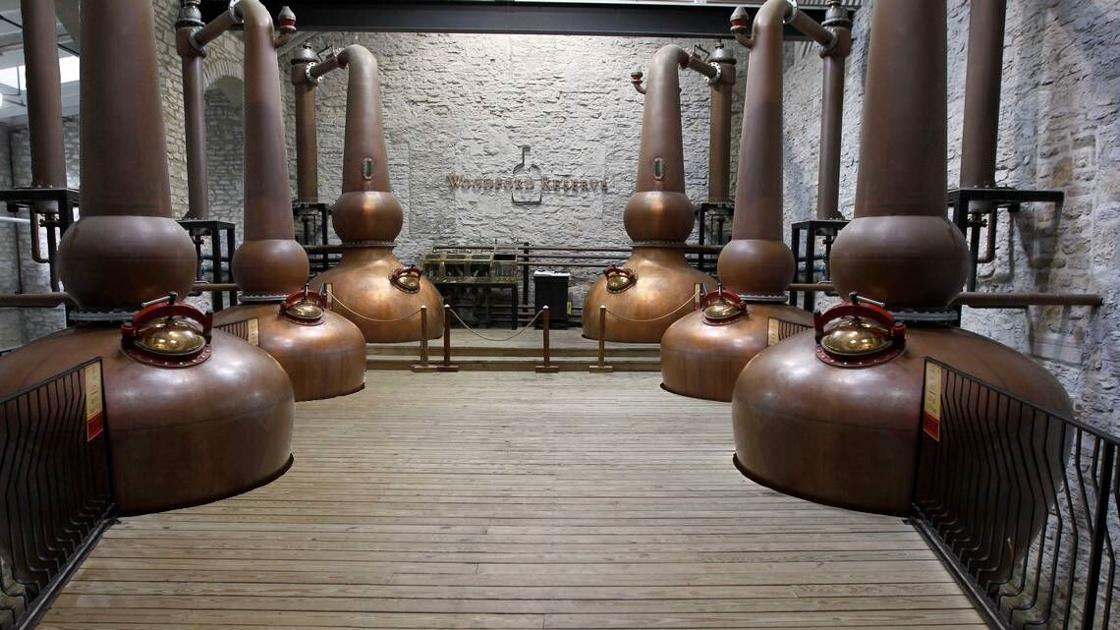 Woodford Reserve to expand distillery to double production capacity