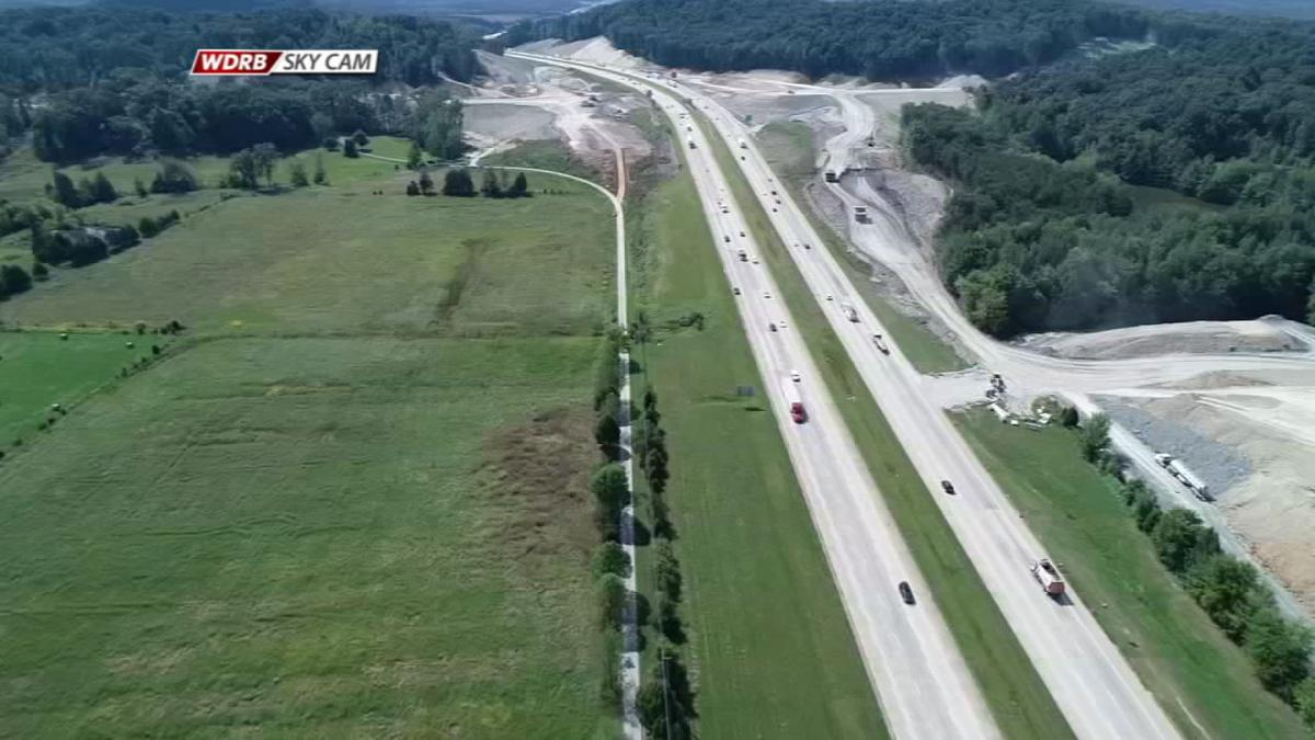 Crews preparing to build new bridge over I-65 in