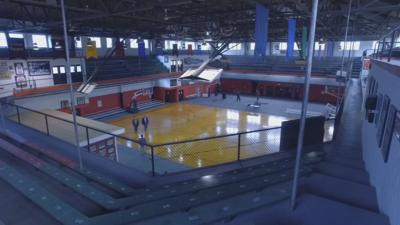 $1.8 million renovation begins on Jeffersonville's historic Nachand Fieldhouse
