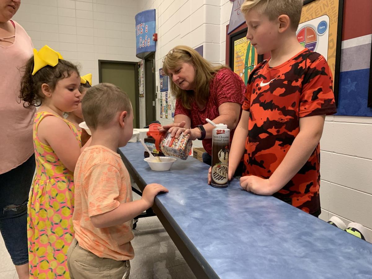Eisenhower Elementary ice cream social 1.jpg
