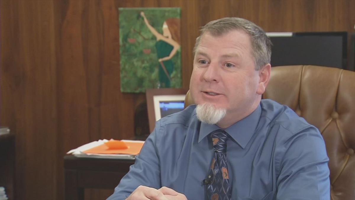 Clark County Circuit Court Judge Andrew Adams
