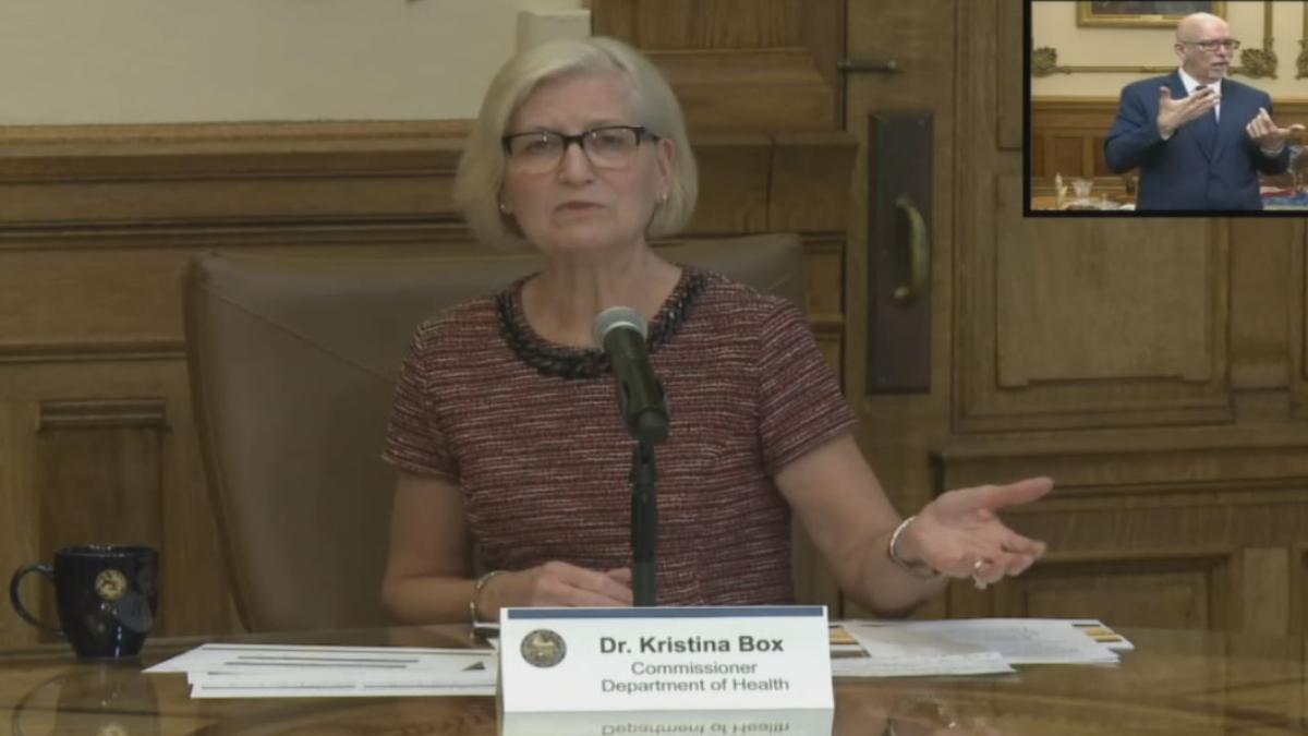 Dr. Kristina Box, Indiana state health commissioner.jpg