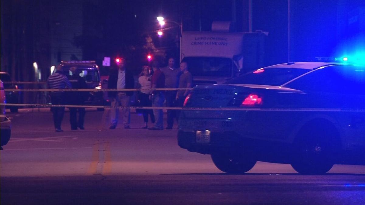Crittenden Drive Homicide Scene - 8-5-20