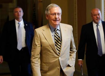 Lacking votes, Senate GOP delay health care vote