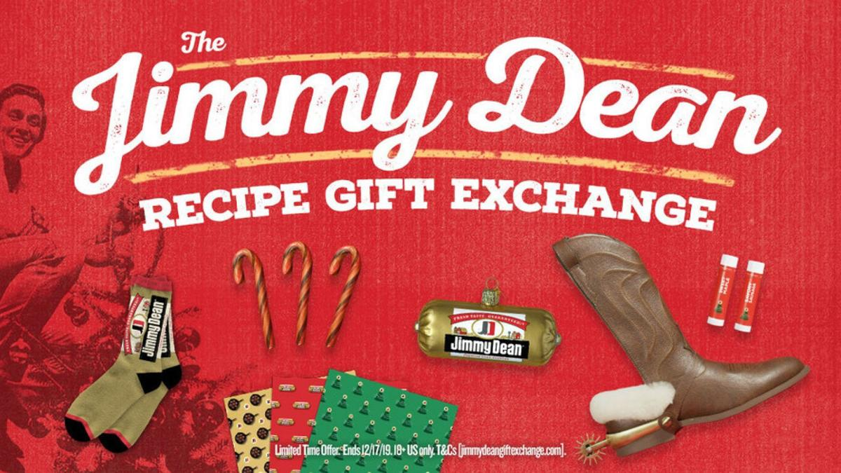 Jimmy Dean Wrapping Paper