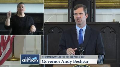Kentucky Gov. Andy Beshear June 22 2020