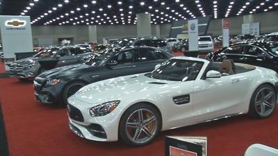 The latest and greatest vehicles come to the Louisville Auto Show
