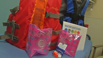 Increased near-drowning numbers concern Louisville health officials