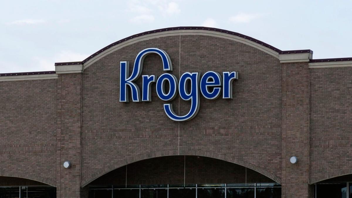 Kroger Front