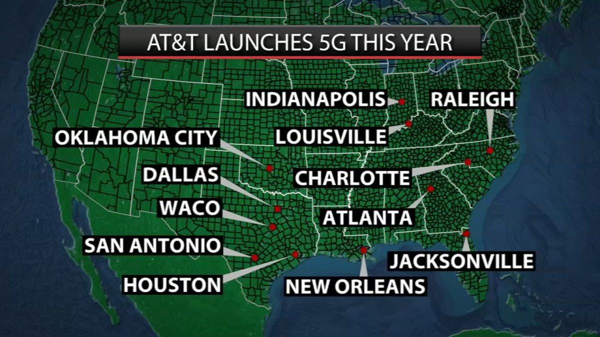 Tech Experts Explain 4 Things You Need To Know About 5g In Louisville News Wdrb