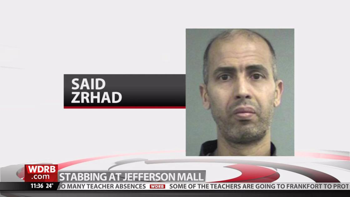 Man accused of stabbing victim at Jefferson Mall | Wdrb