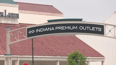 Indiana Premium Outlets in Edinburgh