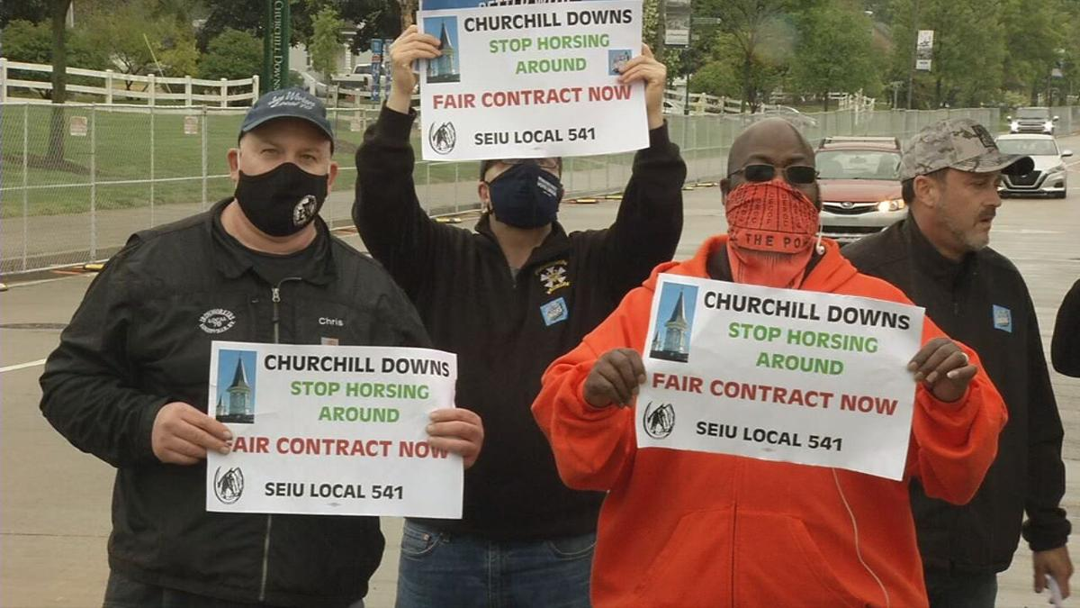 Valets protest outside of Churchill Downs.jpeg