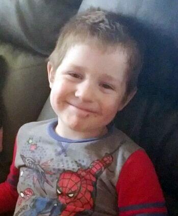Owen Jones (4-year-old swept away by creek in Delphi, Indiana)